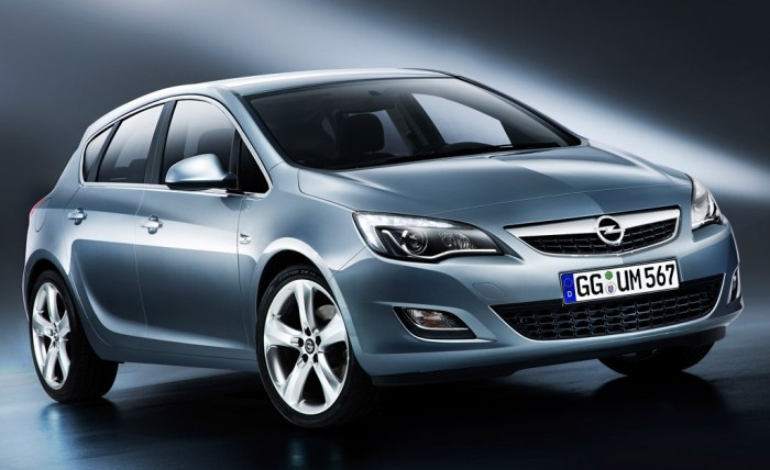 Renovated Opel Astra: New Body and Progressive Technology