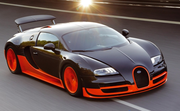 Who Will Get a Rank of Fastest Car in World in 2014?