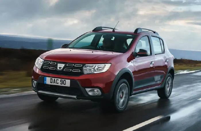 The Dacia Sandero uses the Renault K9K engine