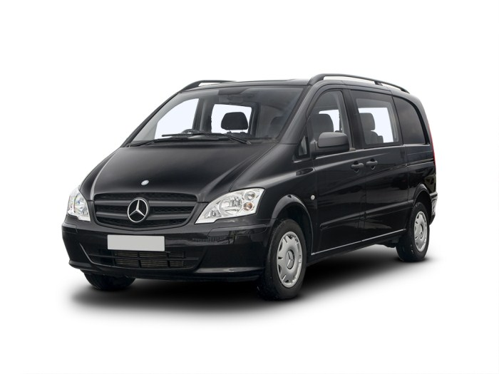 Used Mercedes Viano London >> Mercedes vito cargo space uk