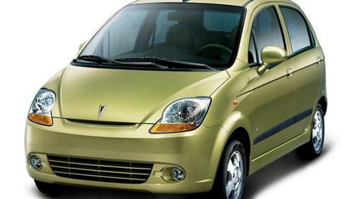 Chevrolet Matiz Modifications Packages Options Photos