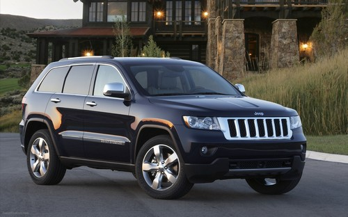 Compare bmw x5 and jeep grand cherokee