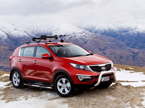 Compare Kia Sportage and Subaru Forester. Which is Better?