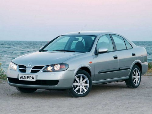 Compare Nissan Almera and Nissan Primera. Which is Better