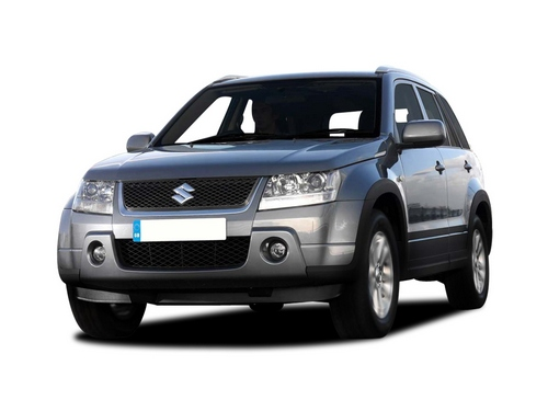 Suzuki Grand Vitara Weight