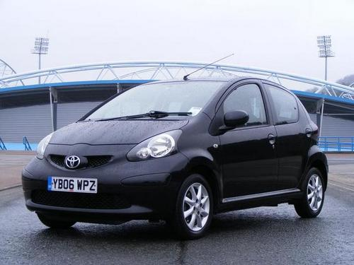 Compare Toyota Aygo And Toyota Yaris Which Is Better