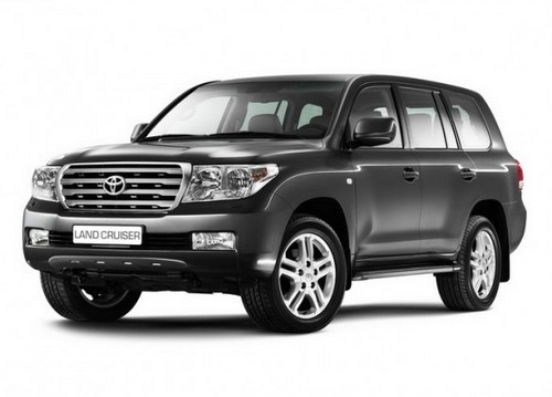 Toyota Land Cruiser V8 200