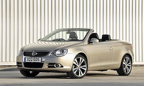 Compare Volkswagen Eos and Volkswagen Jetta. Which is Better