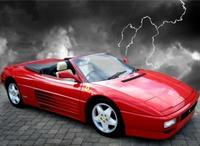 Ferrari 348 Engine Power How Much Horsepower And Kilowatts