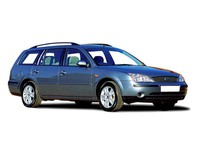 Ford Mondeo Estate on 2004 Chevrolet Aveo Fuel Capacity