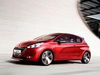 Peugeot 208 Fuel Tank Capacity