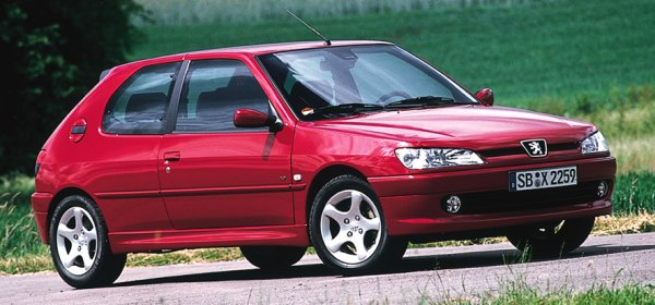306 Hatchback (facelift) 1997-2002