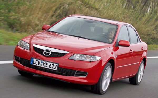 6 I Sedan (Typ GG/GY/GG1 facelift) 2005-2008