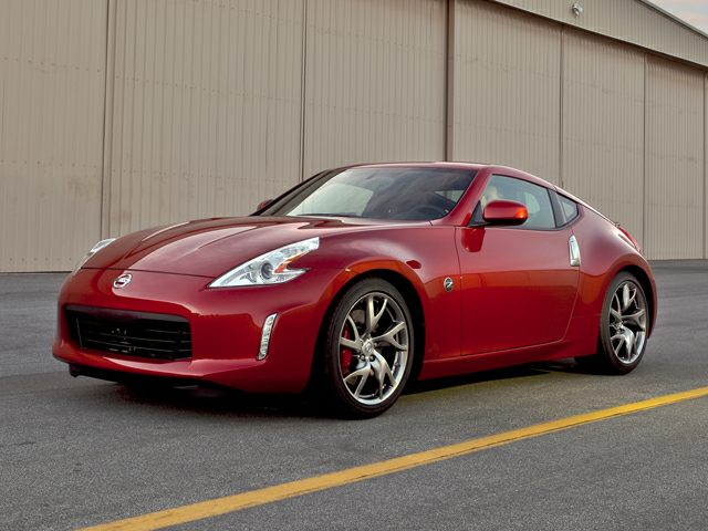 370Z Coupe (facelift) 2013-2018