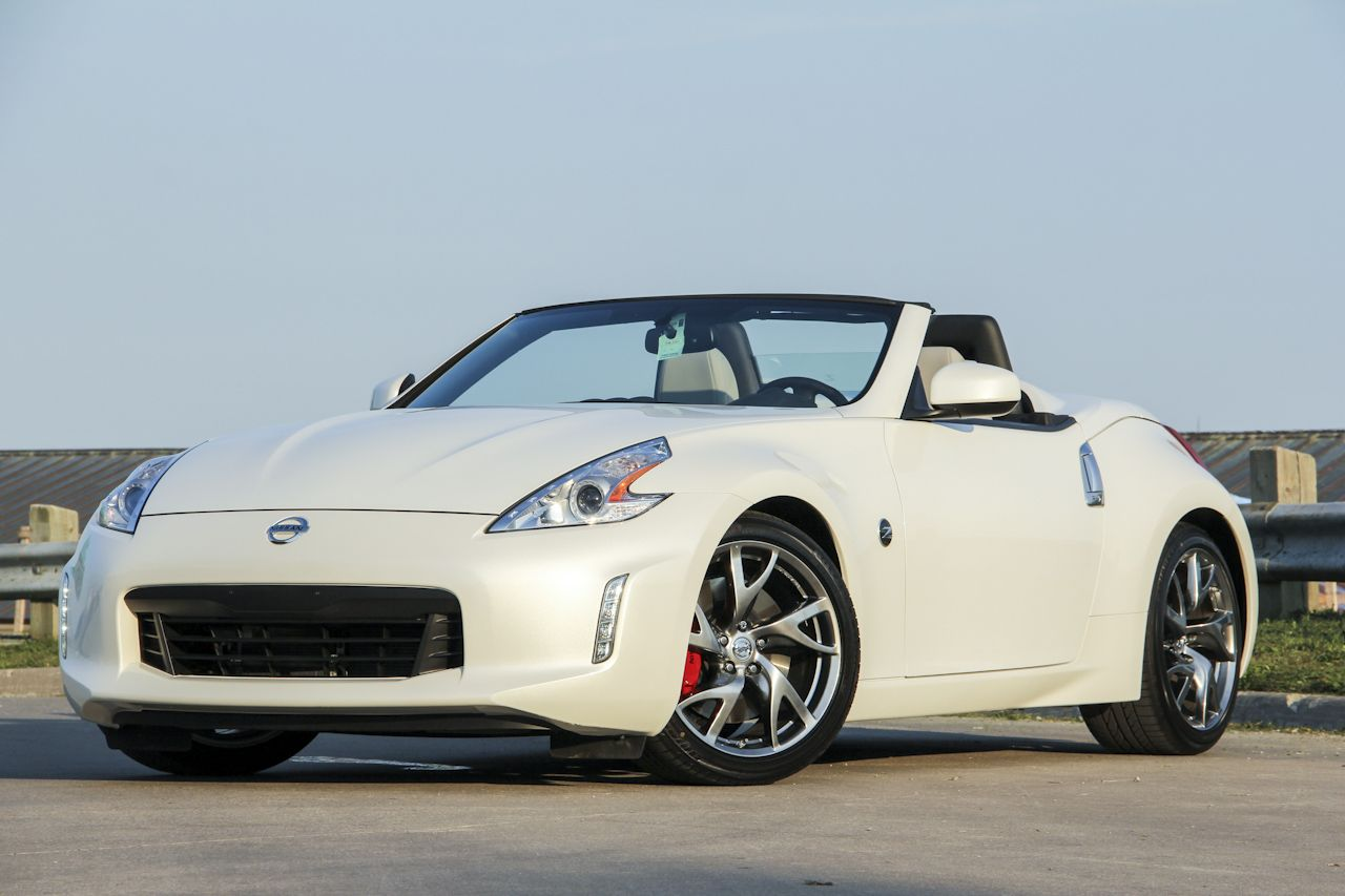 370Z Roadster (facelift) 2013-2020
