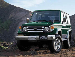 Land Cruiser 70 (HZJ70) 1984-2004