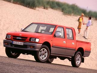 Campo Double Cab 1991-2000