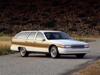 Caprice Station Wagon 1990-1996