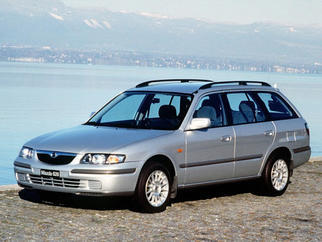 626 IV Station Wagon 1994-1998