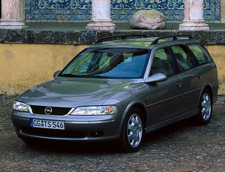 Vectra B Caravan (facelift) 1999-2002