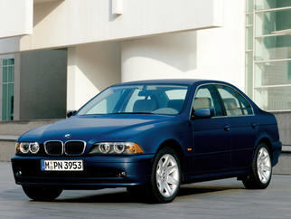 5 Series (E39, Facelift 2000) 2000-2004