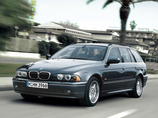5 Series Touring (E39, Facelift 2000) 2000-2004