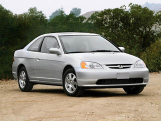 Civic VII Coupe 2001-2006