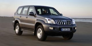 Land Cruiser (120) Prado 2002-2009