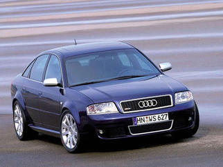 RS 6 (4B,C5) 2002-2006