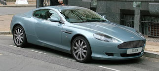 DB9 Coupe 2004-2012