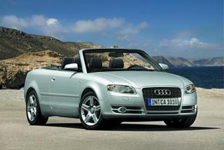 A4 Cabriolet (B7 8H) 2005-2008