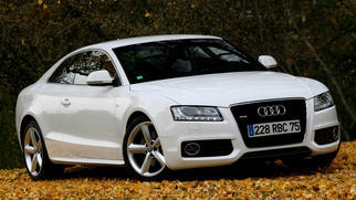 A5 Coupe (8T3) 2007-2011