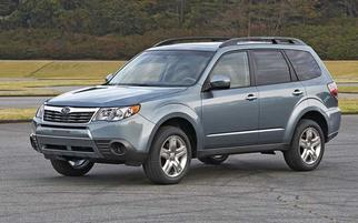 Forester III 2007-2010