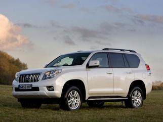 Land Cruiser Prado (J150) 2009-2013