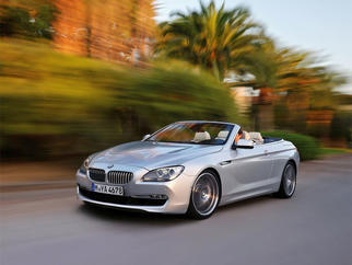 6 Series Convertible (F12) 2011-2015