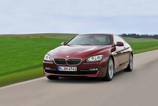 6 Series Coupe (F13) 2011-2015