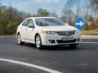 Accord VIII (facelift) 2011-2012