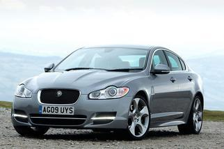 XF (X250 facelift) 2011-2015