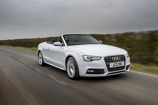 A5 Cabriolet (8F7, facelift) 2011-2016