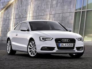 A5 Coupe (8T3, facelift) 2011-2016