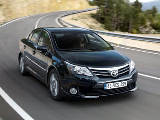 Avensis III (facelift) 2012-2015