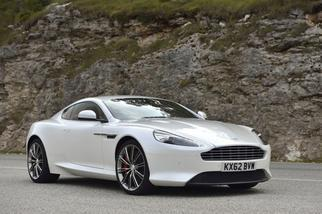 DB9 Coupe (facelift) 2012-2015