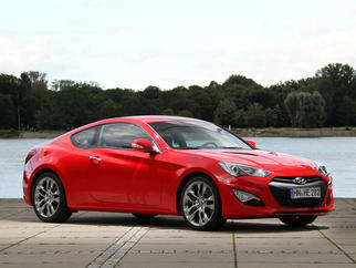 Genesis Coupe (facelift) 2012-2013
