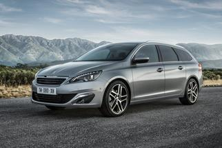 Peugeot 308 Luggage Boot Space