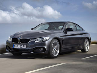 4 Series Coupe (F32) 2013-2016