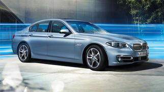 5 Series Active Hybrid (F10H LCI, facelift) 2013-2016
