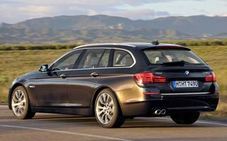 5 Series Touring (F11 LCI, Facelift 2013) 2013-2017
