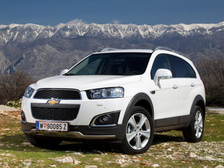 Captiva I (facelift) 2013-2014