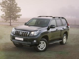 Land Cruiser Prado (J150 facelift) 2013-2017