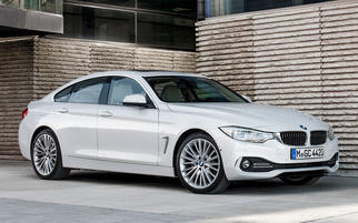4 Series Gran Coupe (F36) 2014-2016